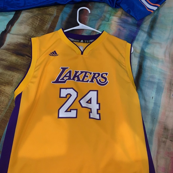 meet 5ee22 1e80e Kobe lakers jersey kids xl